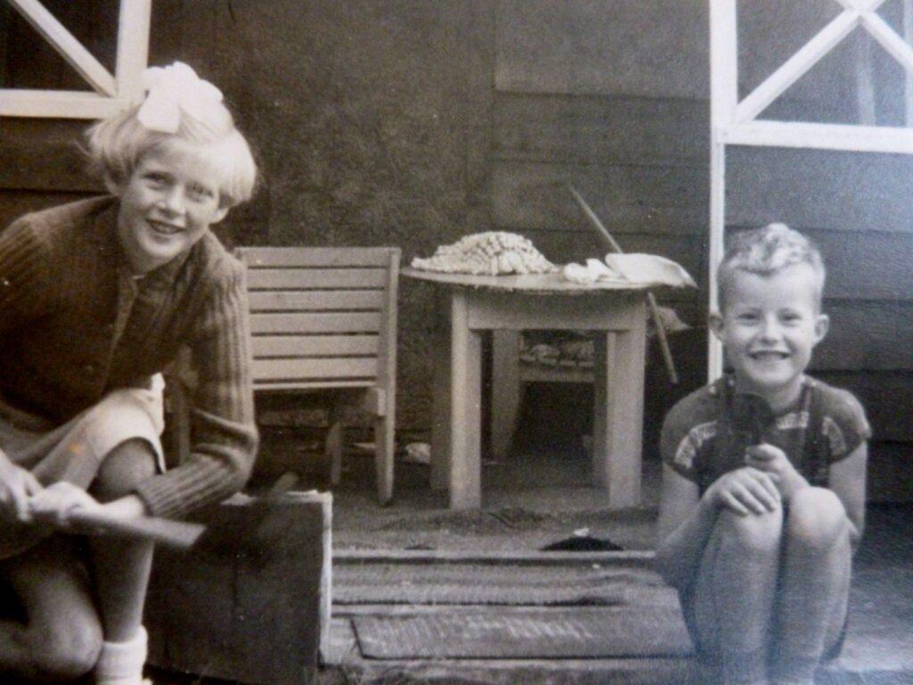 ultieme ervaring als bijrijder VVM Nunspeet 1960